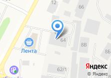 Компания «Стекло и зеркало» на карте