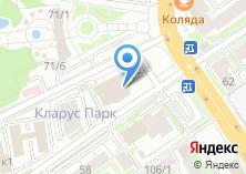 Компания «Актион Монтаж» на карте