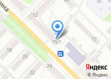 Компания «Большая КАРТА» на карте