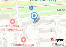 Компания «СисАдмин» на карте
