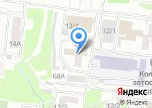 Компания «Нидас сеть ювелирных салонов» на карте