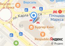 Компания «101LOT.ru» на карте