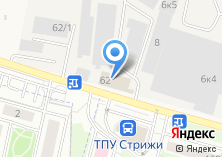 Компания «Строймеханизация» на карте