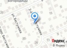 Компания «АвтоЭкспедиция» на карте