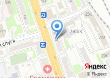 Компания «РУСМАСТЕР» на карте