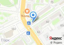 Компания «Оптовичка ТД» на карте
