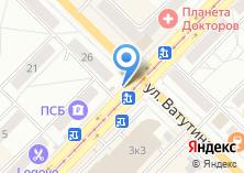 Компания «СУШИ Мэн» на карте