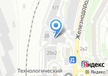 Компания «ФПК-Логистика» на карте