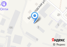 Компания «Ланкор-Инвест производственно-торговая компания» на карте
