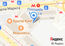 Компания «Evona» на карте