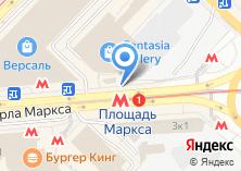 Компания «Суши & Лапша» на карте