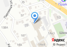 Компания «Ф@кториал-F@ctorial Web@3d дизайна» на карте