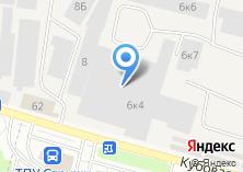 Компания «Маркет» на карте
