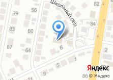 Компания «Я-запчасти» на карте