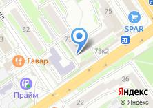 Компания «Малевич» на карте