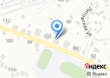 Компания «Центр страхования» на карте