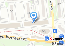 Компания «АирЛюкс» на карте