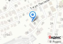 Компания «Строящийся жилой дом по ул. Энтузиастов 1-й пер» на карте