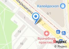 Компания «NskAvtoMir» на карте