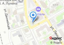 Компания «Союзбланкоиздат» на карте