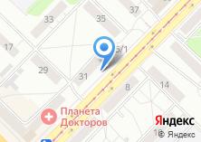 Компания «НСК-Инвест» на карте