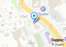 Компания «Российский портал услуг по безопасности» на карте