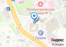Компания «MOBA-MARKET.RU - Интернет-магазин» на карте
