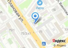 Компания «Гуар» на карте
