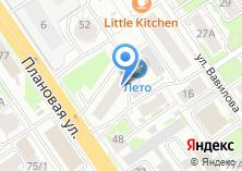 Компания «ПОДСТРИГУЛЯ» на карте