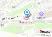 Компания «Буровик-Новосибирск - Строительная компания» на карте