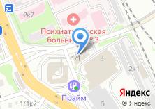 Компания «АвтоСтар-Сибирь» на карте