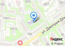 Компания «Детский сад №333 Теремок» на карте