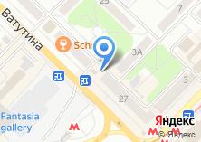 Компания «Чудо печка» на карте