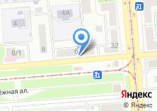 Компания «НАТиС» на карте