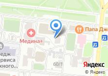 Компания «Адвокатский кабинет Долгой Н.Д» на карте