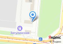 Компания «СЛК» на карте