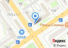 Компания «АЙРУССТРОЙ» на карте