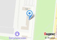 Компания «НК-сети» на карте