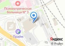 Компания «С-Авто-М на Кубановской» на карте