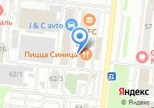 Компания «Новосибкомплект» на карте