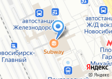 Компания «АвтоПрокат Энск» на карте