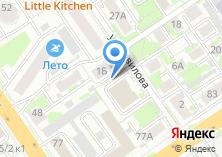 Компания «Новосибирск СтройМастер» на карте