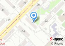 Компания «Банкомат ФКБ ЮНИАСТРУМ БАНК» на карте