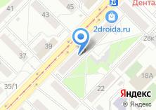 Компания «Альтернетикс» на карте