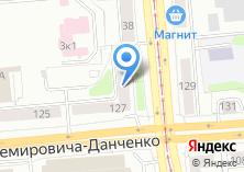 Компания «ДваДивана» на карте