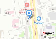 Компания «Новосибирское независимое бюро судебно-медицинской экспертизы» на карте