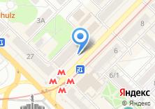 Компания «Хочу кофе» на карте