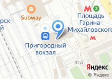 Компания «AksessuaroFF» на карте