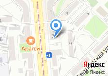 Компания «СибТрансКом» на карте