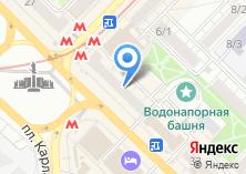 Компания «Новолит торговый дом» на карте